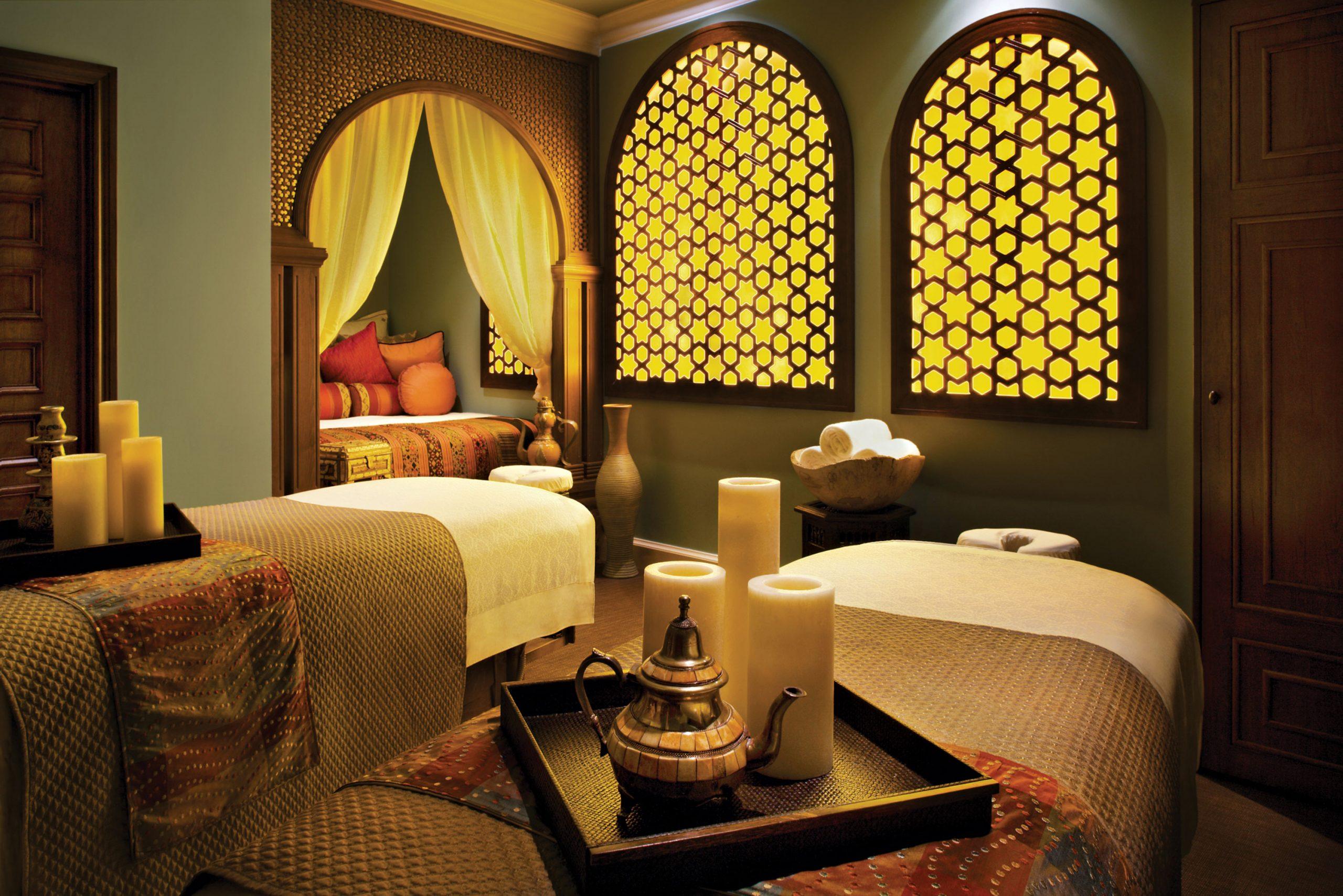 Joya Spa suite at Omni Scottsdale Resort & Spa at Montelucia; Photo courtesy Omni Scottsdale Resort & Spa at Montelucia