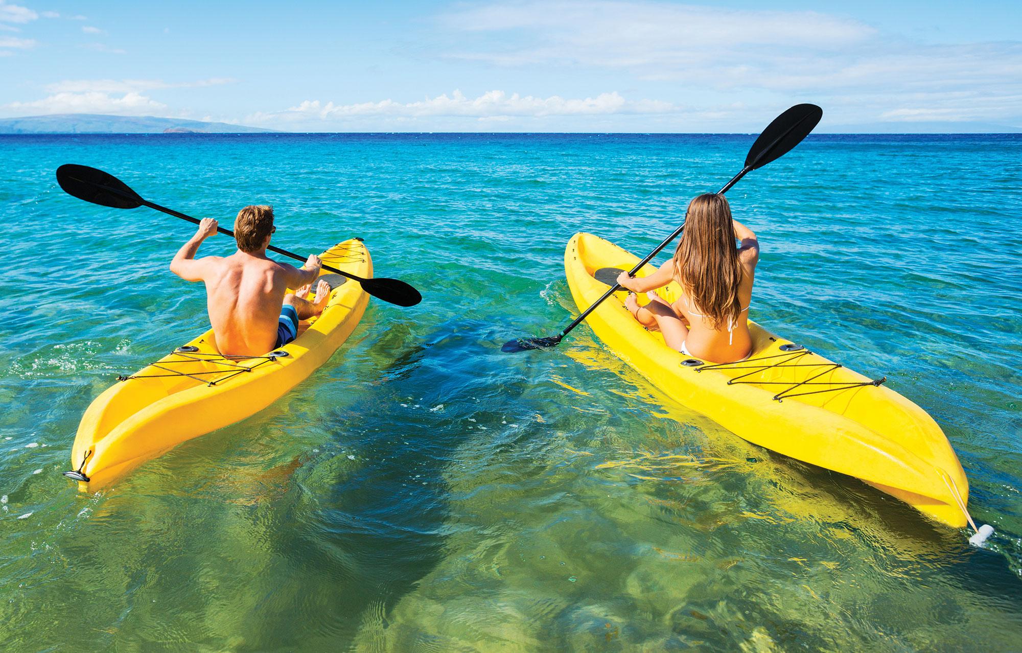 kayaking to Isla de Venados with All Over Mazatlán; Photo courtesy All Over Mazatlán