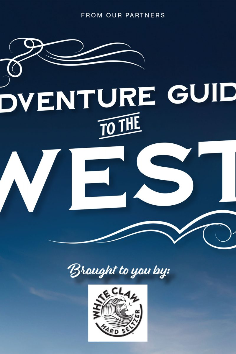 Adventure Guide to the West