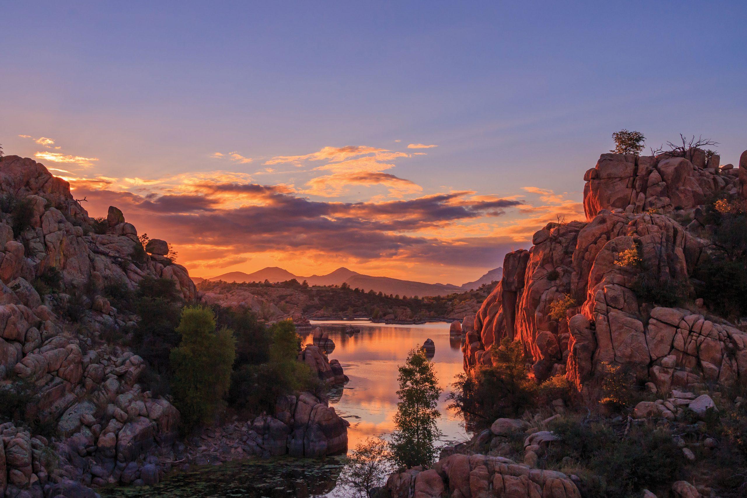 Watson Lake Prescott, AZ