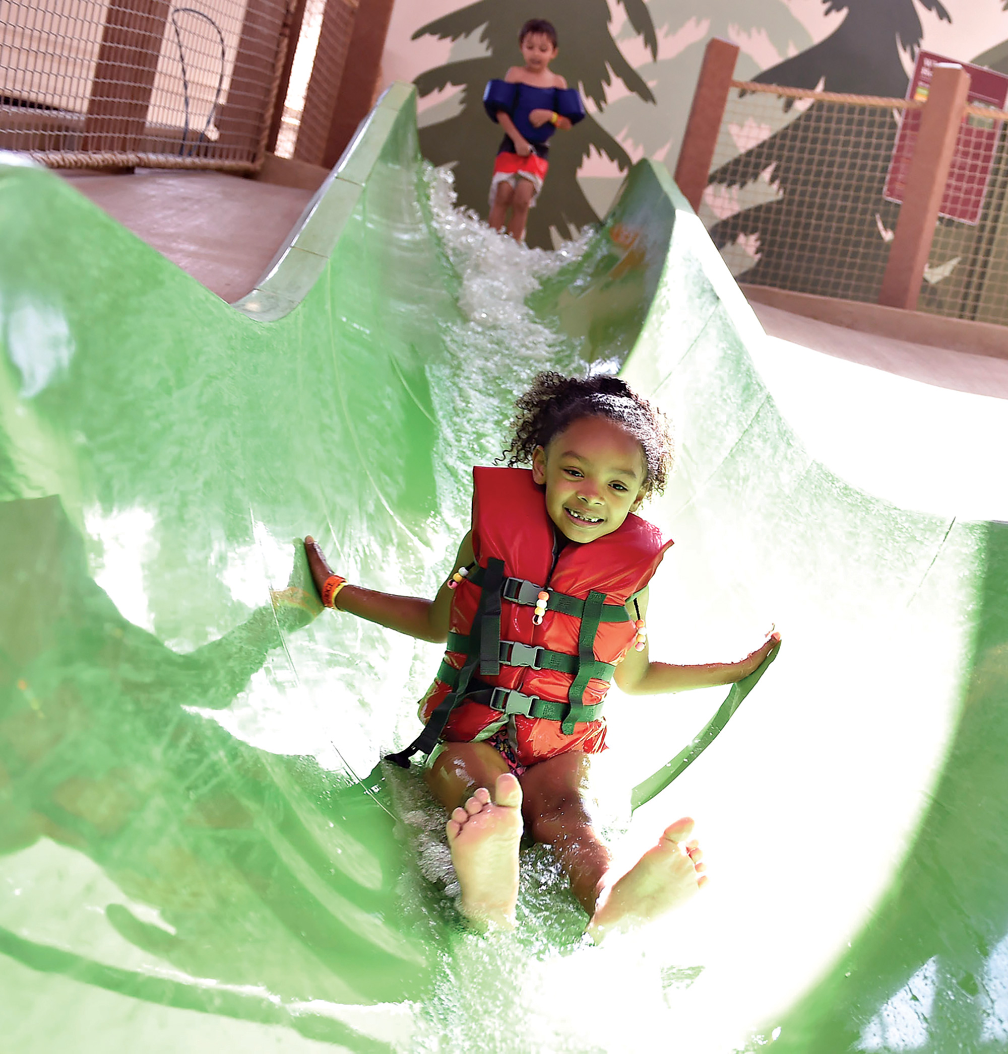 Whooping Hollow at Great Wolf Lodge; Photo courtesy Great Wolf Lodge