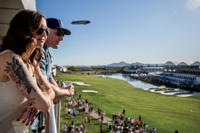 2021 Waste Management Phoenix Open Field Guide