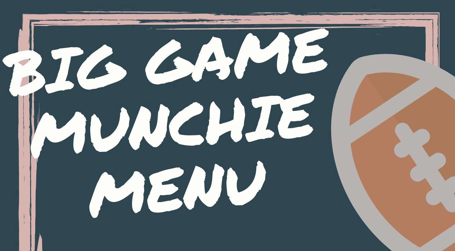Photo credit: Match Market & Bar Big Game Munchie Menu