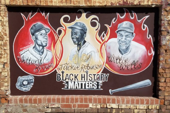Black History Month Mural Project Spotlight: Lo-Lo's Chicken & Waffles