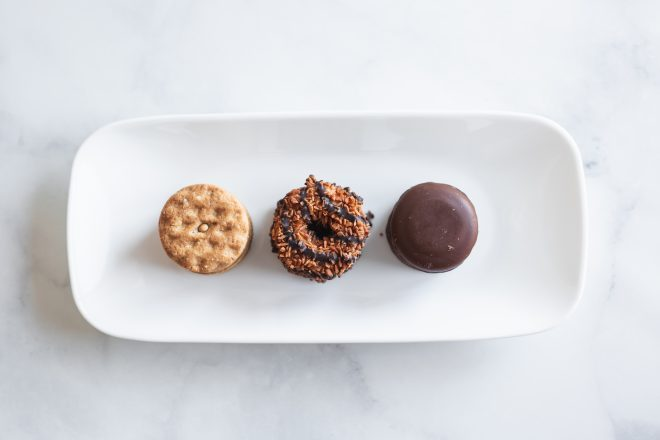 11 Delicious Local Coffee and Girl Scout Cookie Pairings