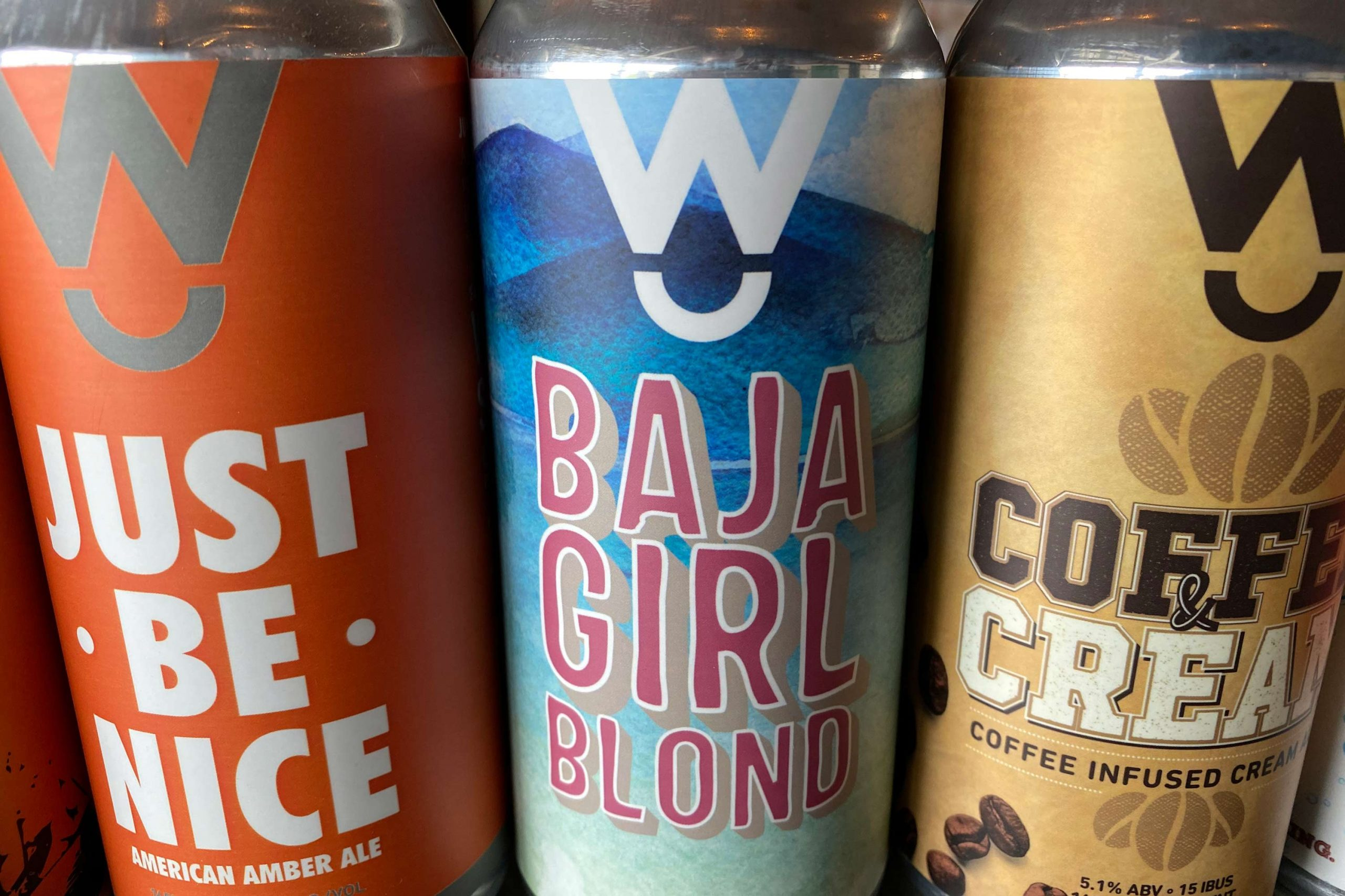 Baja Girl Blond from Walter Station Brewery