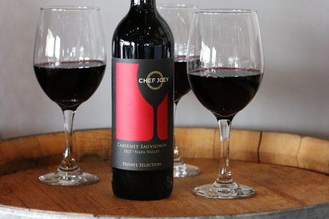 Chef Joey Maggiore Launches New Wine Line