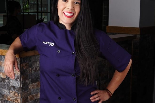 Q&A with Fuel to Fit Chef-Owner Franchesca Gonzales