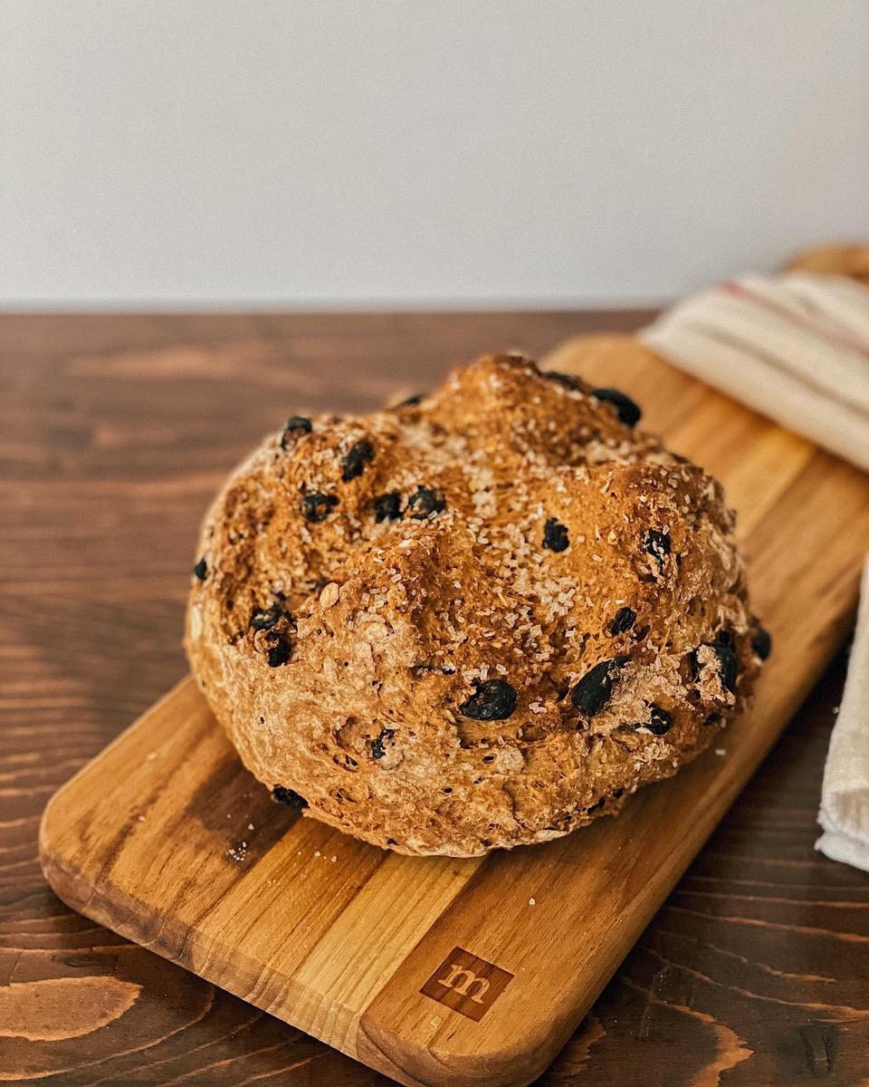 Irish Soda Bread Recipe from Mediterra Bakehouse