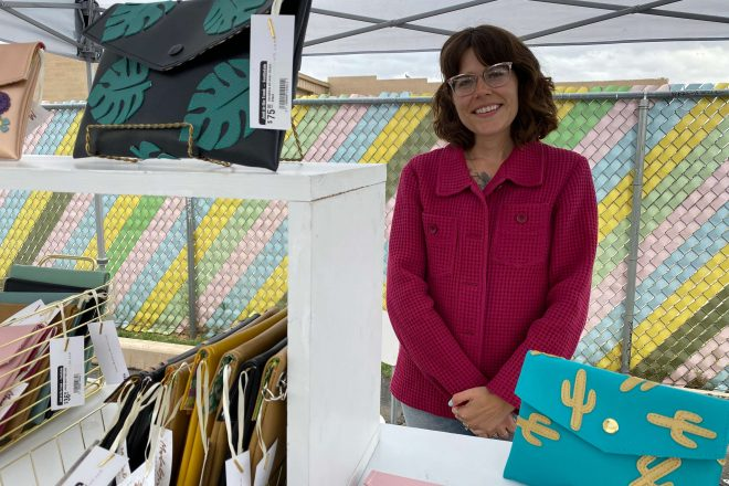 'Meet Your Makers' Series Debuts with Madalyn Nault Accessories
