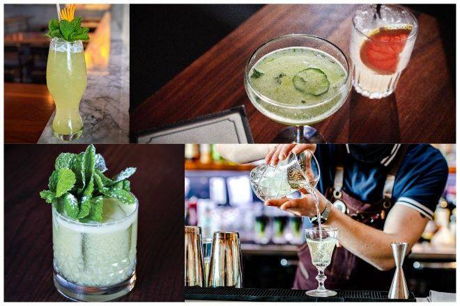 4 Local Green Tea Cocktails to Try This Spring