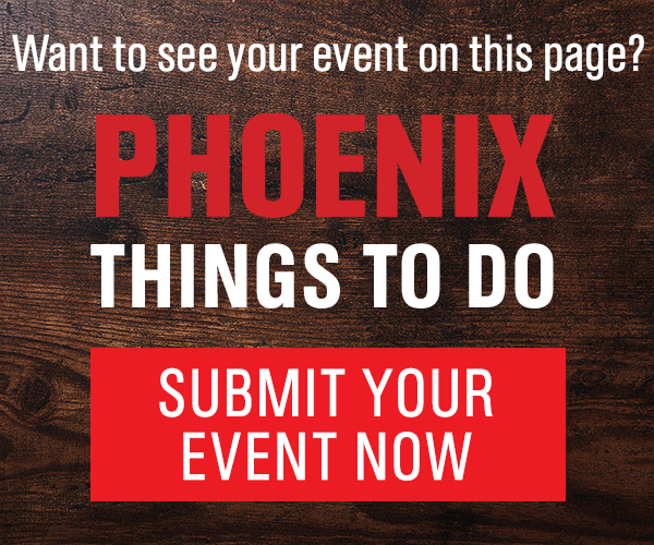 SUBMIT YOUR EVENT NOW