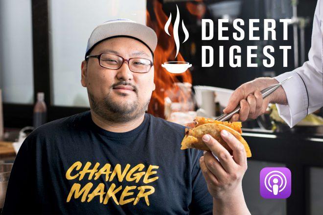 Desert Digest Episode 4 with guest Donald Hawk