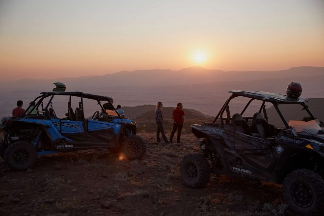 Access to Off-Road Vehicles Made Easy with Polaris Adventures Select