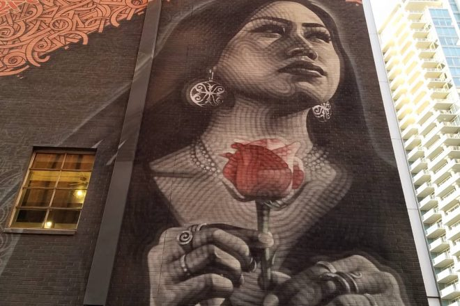 Three New Murals in Downtown Phoenix