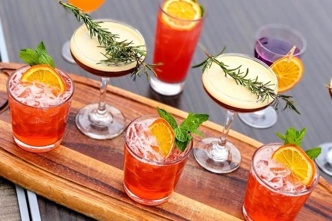5 Cool Cocktails to Sip This Summer