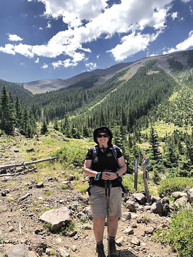 OB-GYN Dr. Tamar Gottfried Believes Hiking is the Perfect Way for Pregnant Women to Optimize Their Health