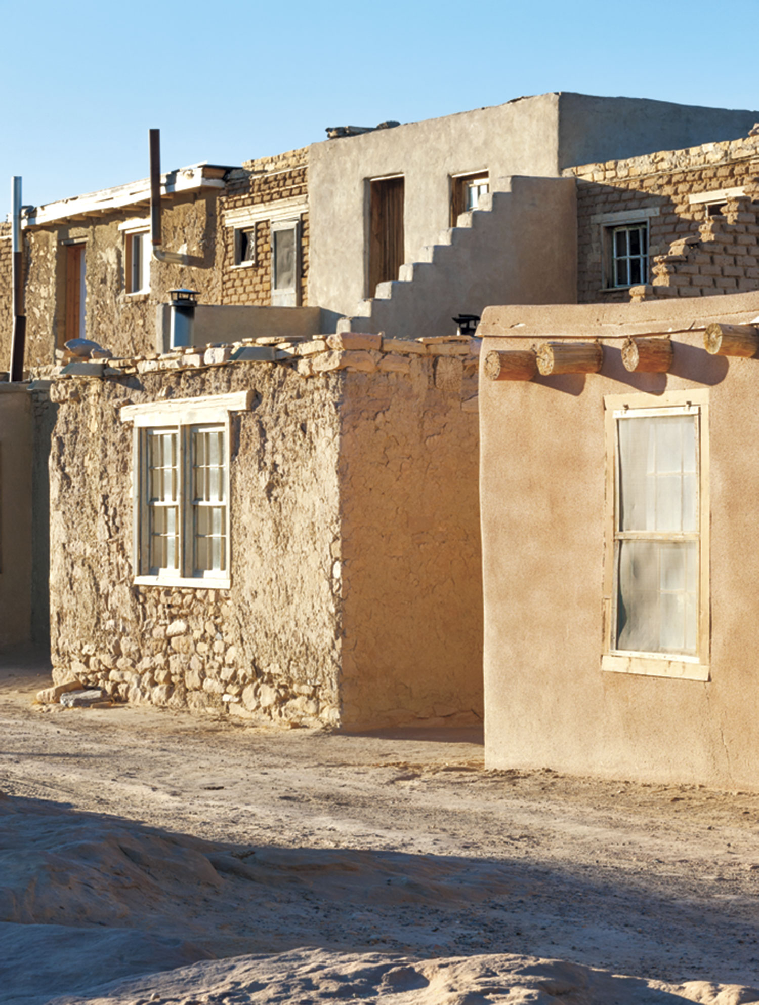 Acoma Pueblo; Photo Courtesy Adobe Stock Images
