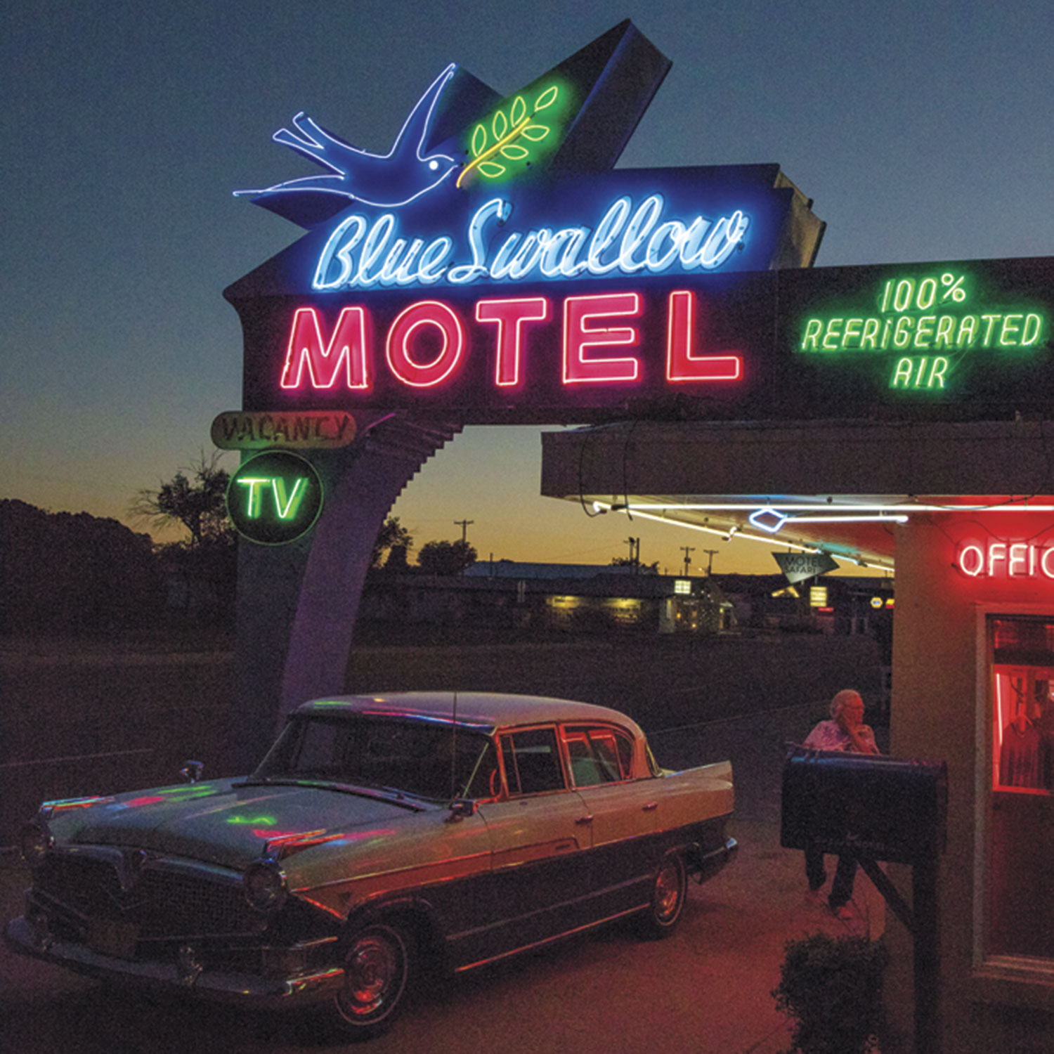 Blue Swallow Motel; Photo courtesy New Mexico True