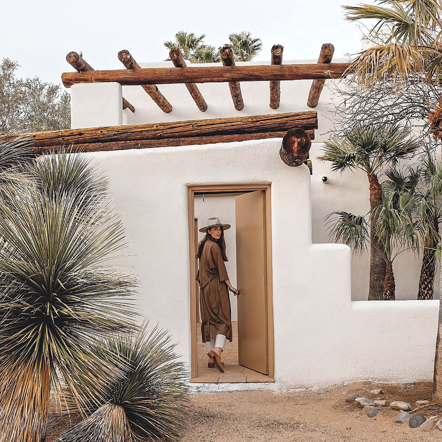 Joshua Tree House Tucson; Photo courtesy Joshua Tree House Tucson