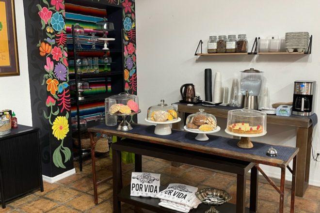 First Dish: Por Vida Bakery