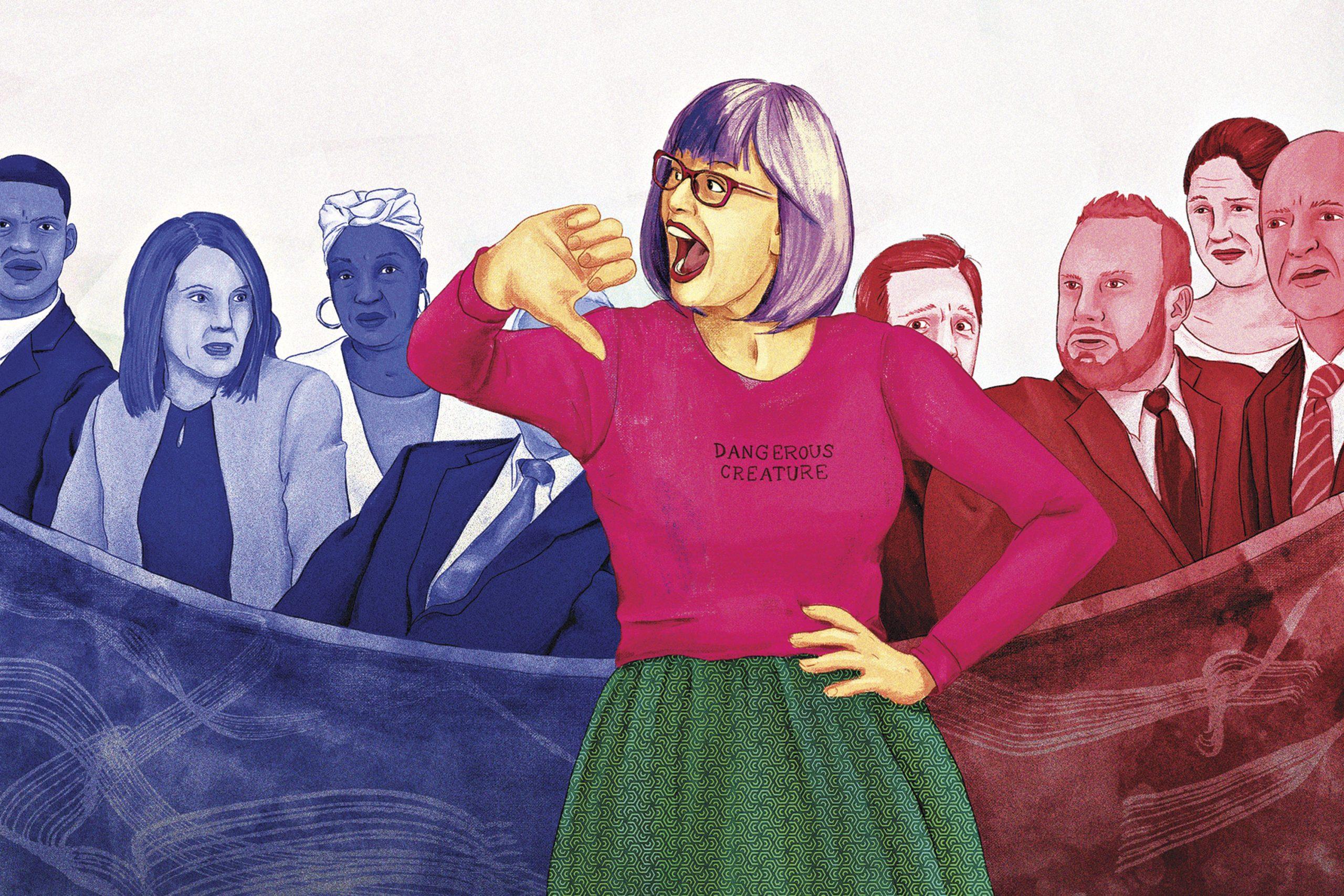 Illustration by Michelle Kondrich