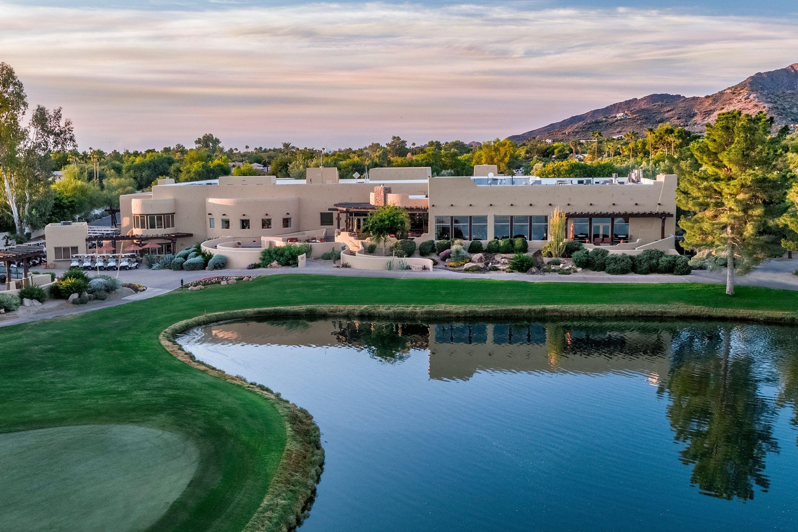 Photo courtesy JW Marriott Scottsdale Camelback Inn Resort & Spa
