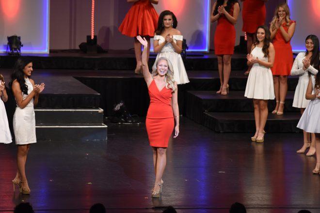 Melody Pierce Makes Waves as Miss Phoenix