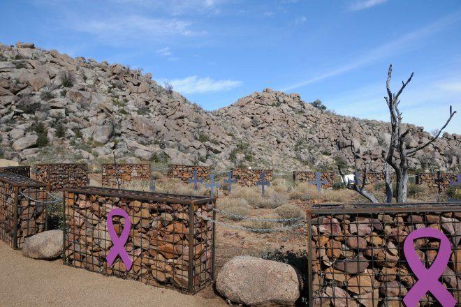 Granite Mountain Hotshots Memorial State Park in Yarnell
