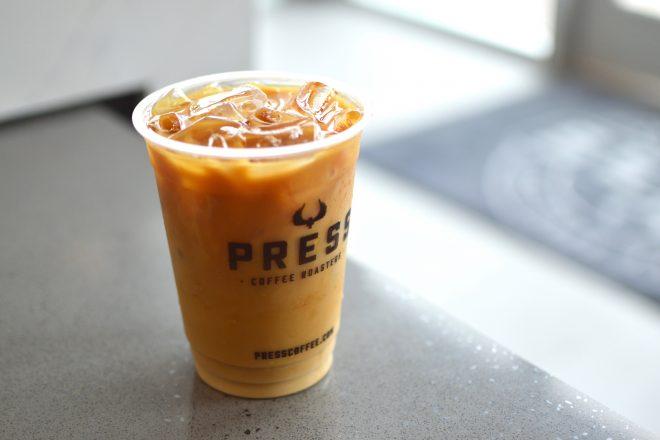 Cold Brew Recipe from Press Coffee