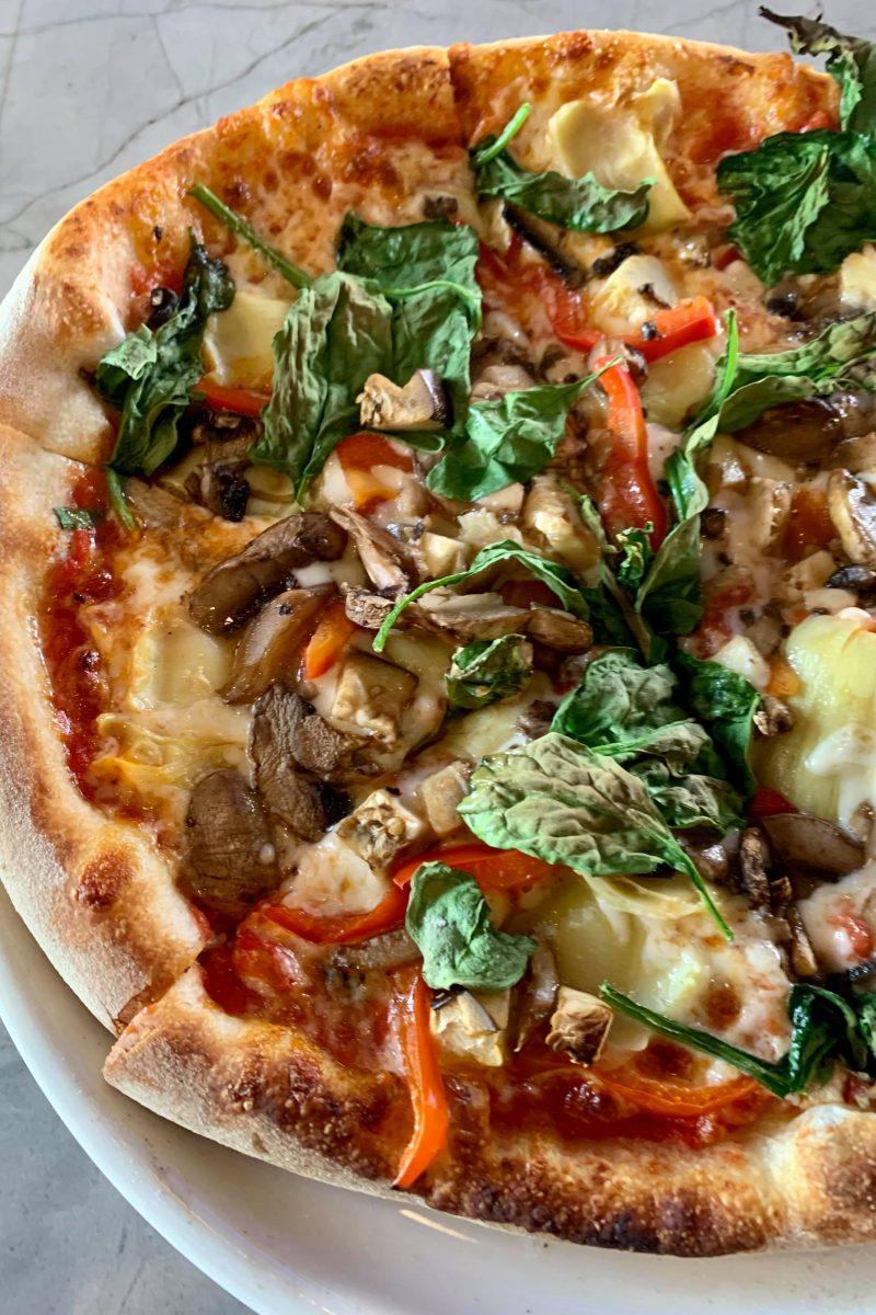 Happy Hour: CHAR Pizzeria Napoletana