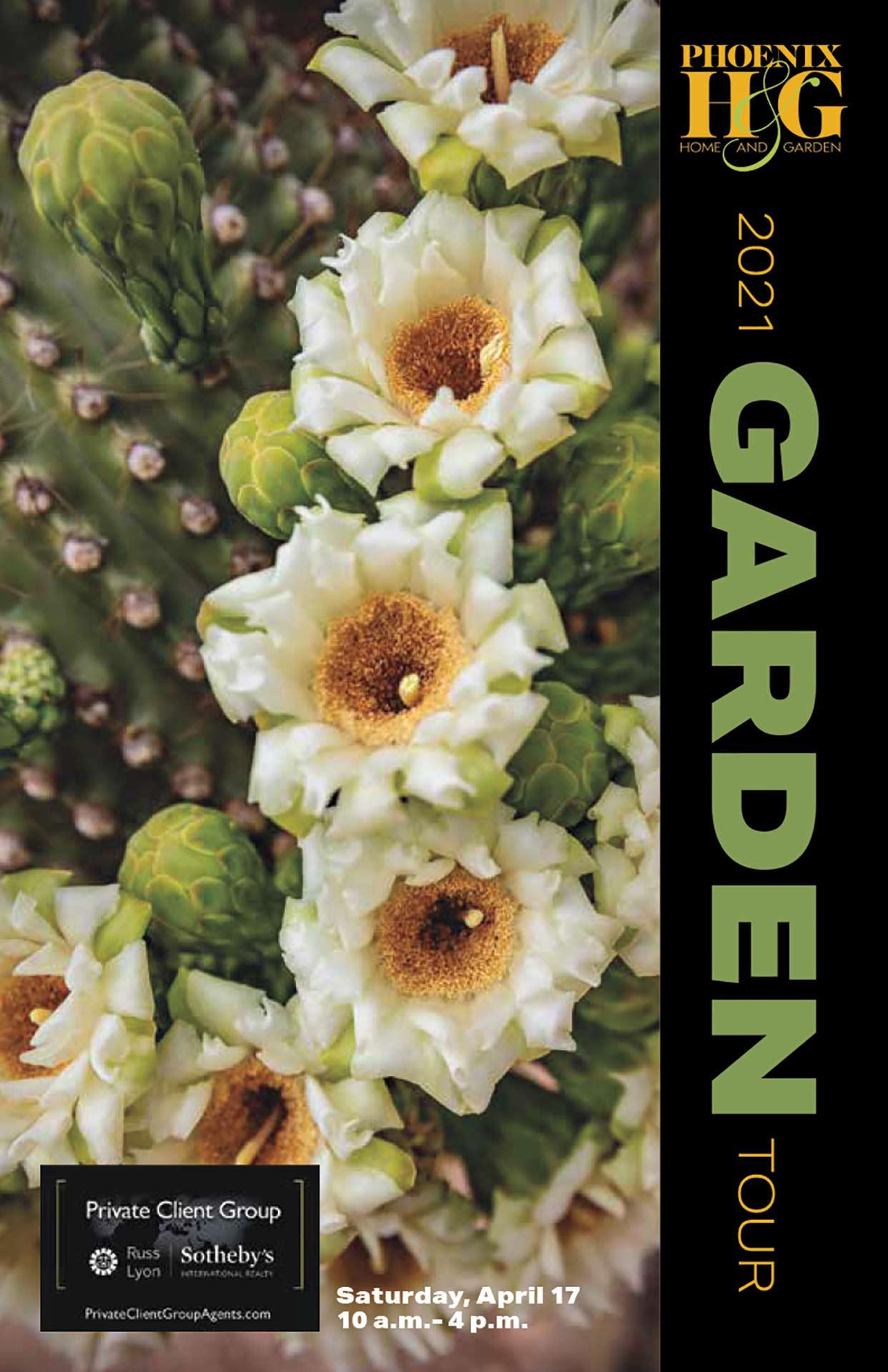Phoenix Home & Garden 2021 Garden Tour