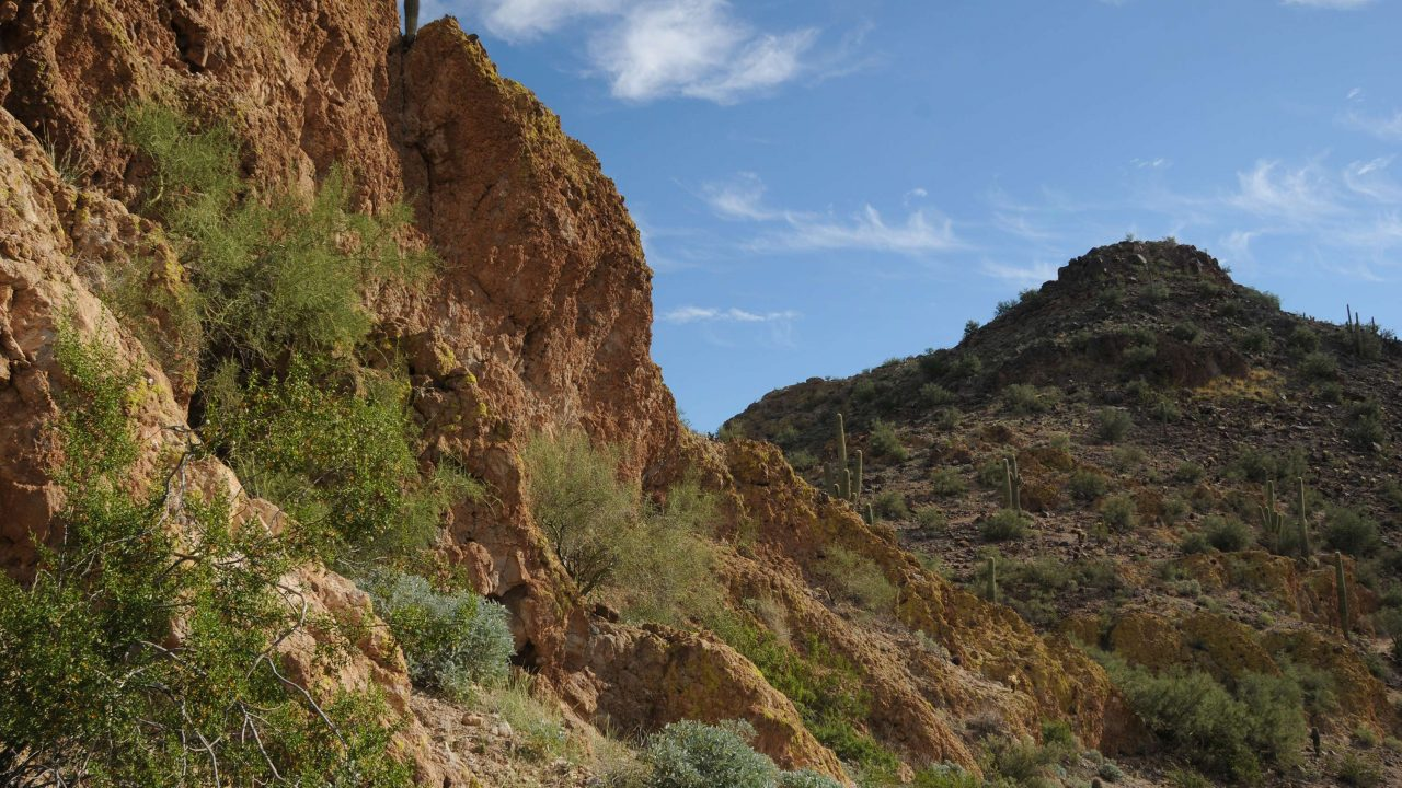 Peoria Mountain Trails Offer Outstanding Views of the Valley