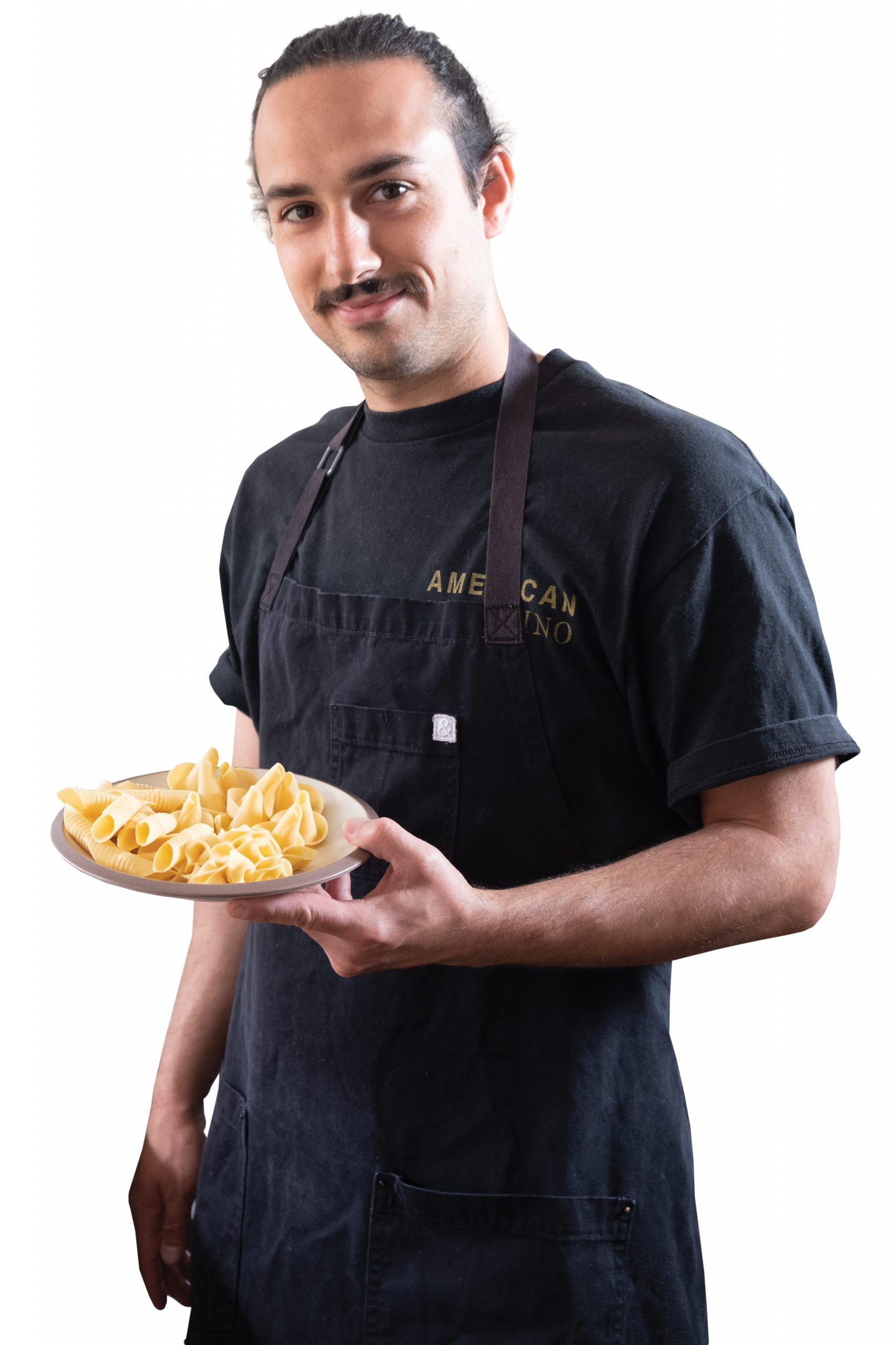 Chef Bryan Suarez. Photo by Mirelle Inglefield