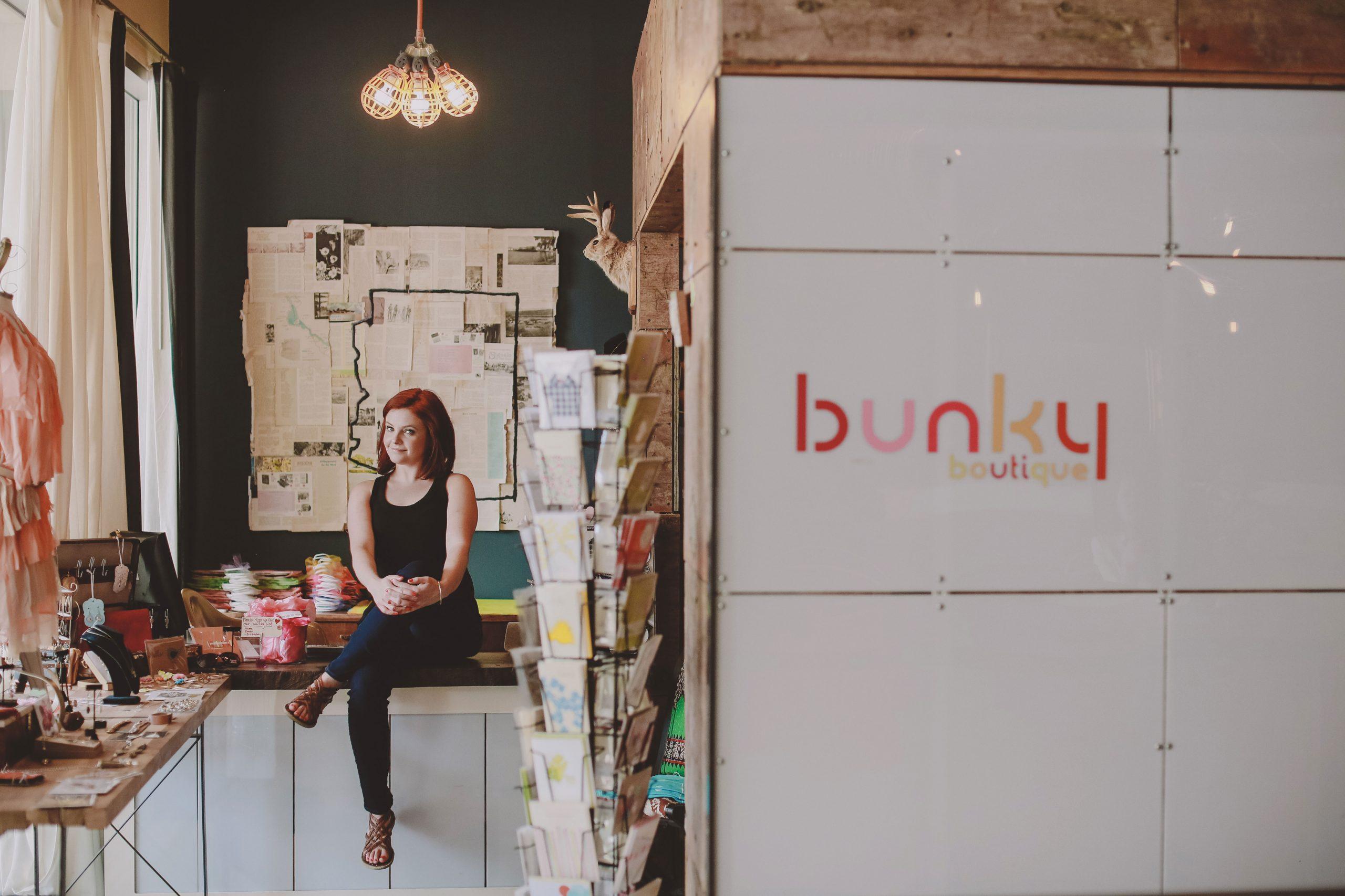 Photo courtesy Bunky Boutique