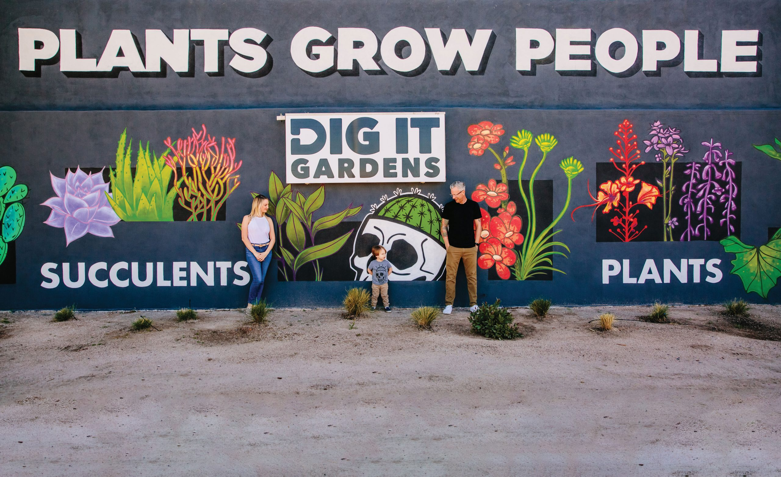 Photo courtesy Dig It Gardens