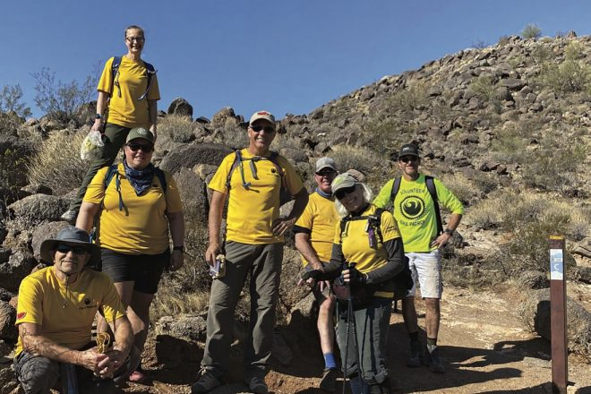 The Watermelon Crew Keeps Phoenix Trails Safe and Clean