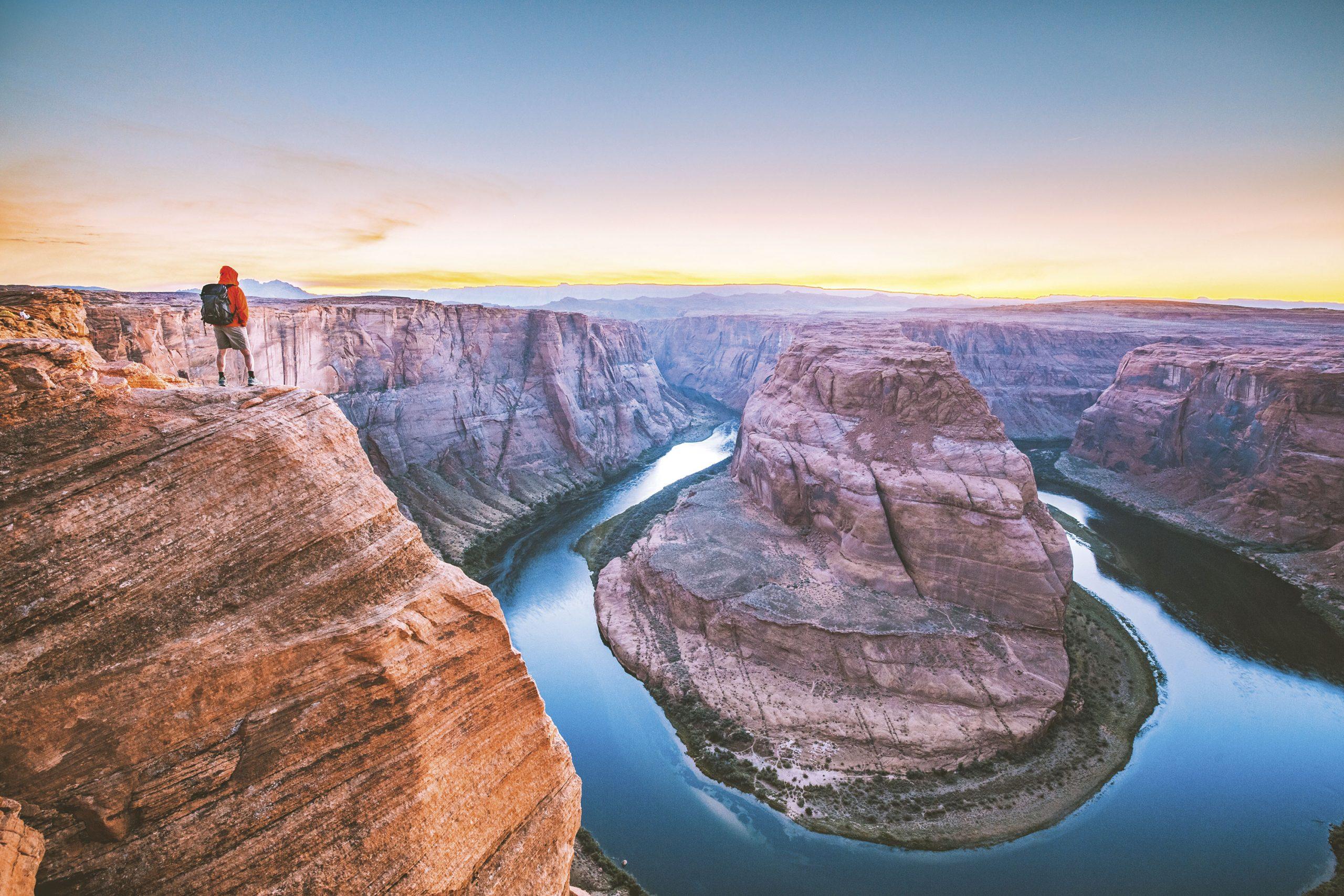 Horseshoe Bend; Photo courtesy Adobe Stock Images
