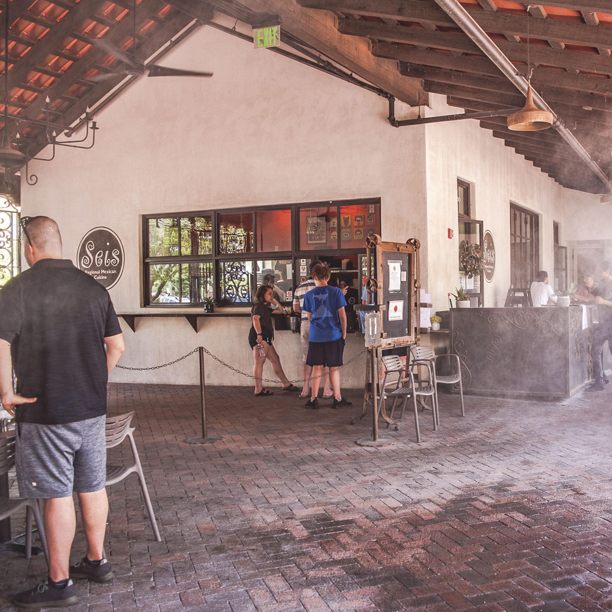 Seis Kitchen; Photo by Jackie Tran/Courtesy Visit Tucson