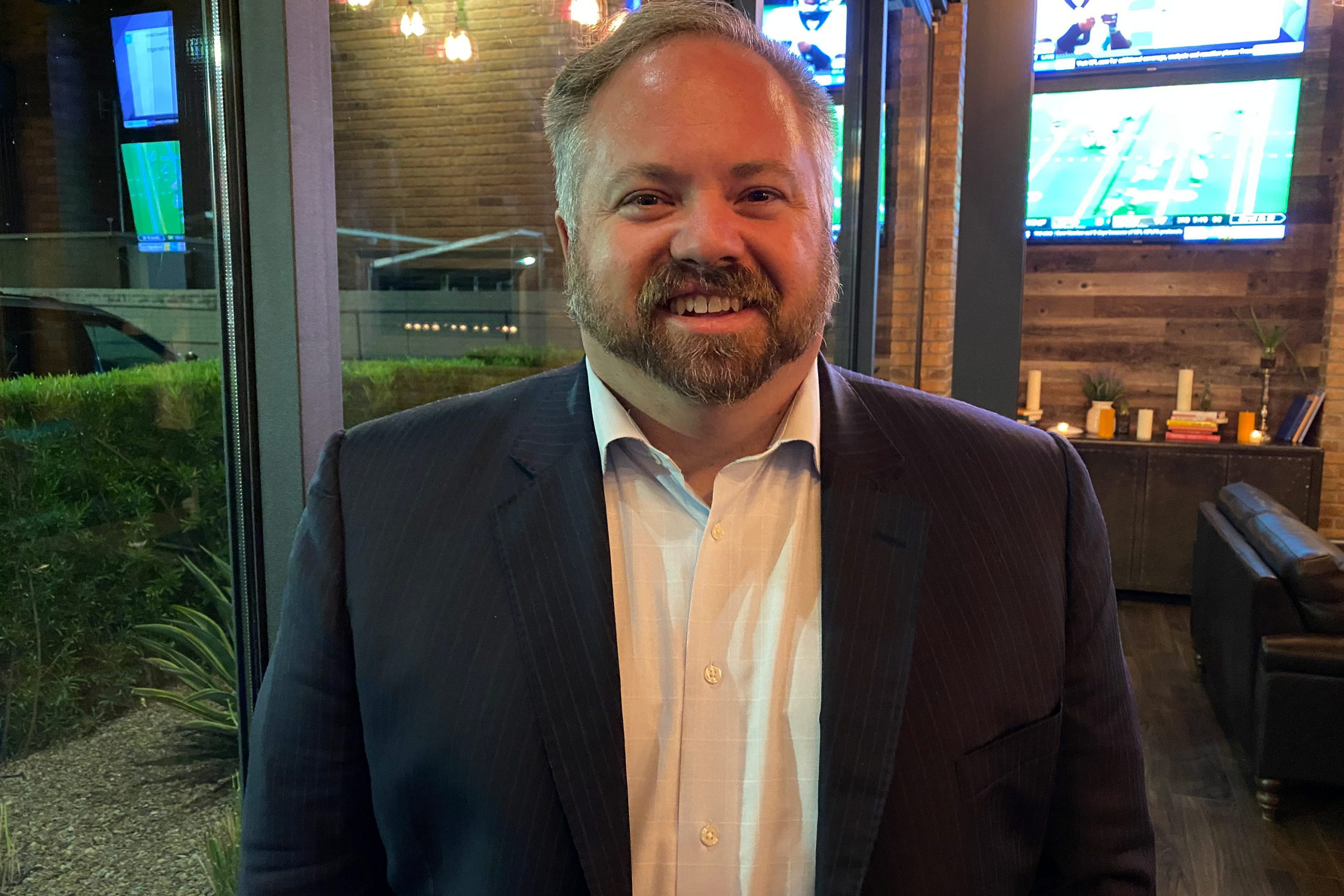 Grant Tondro, Vice President of Brewery Operations & Productions