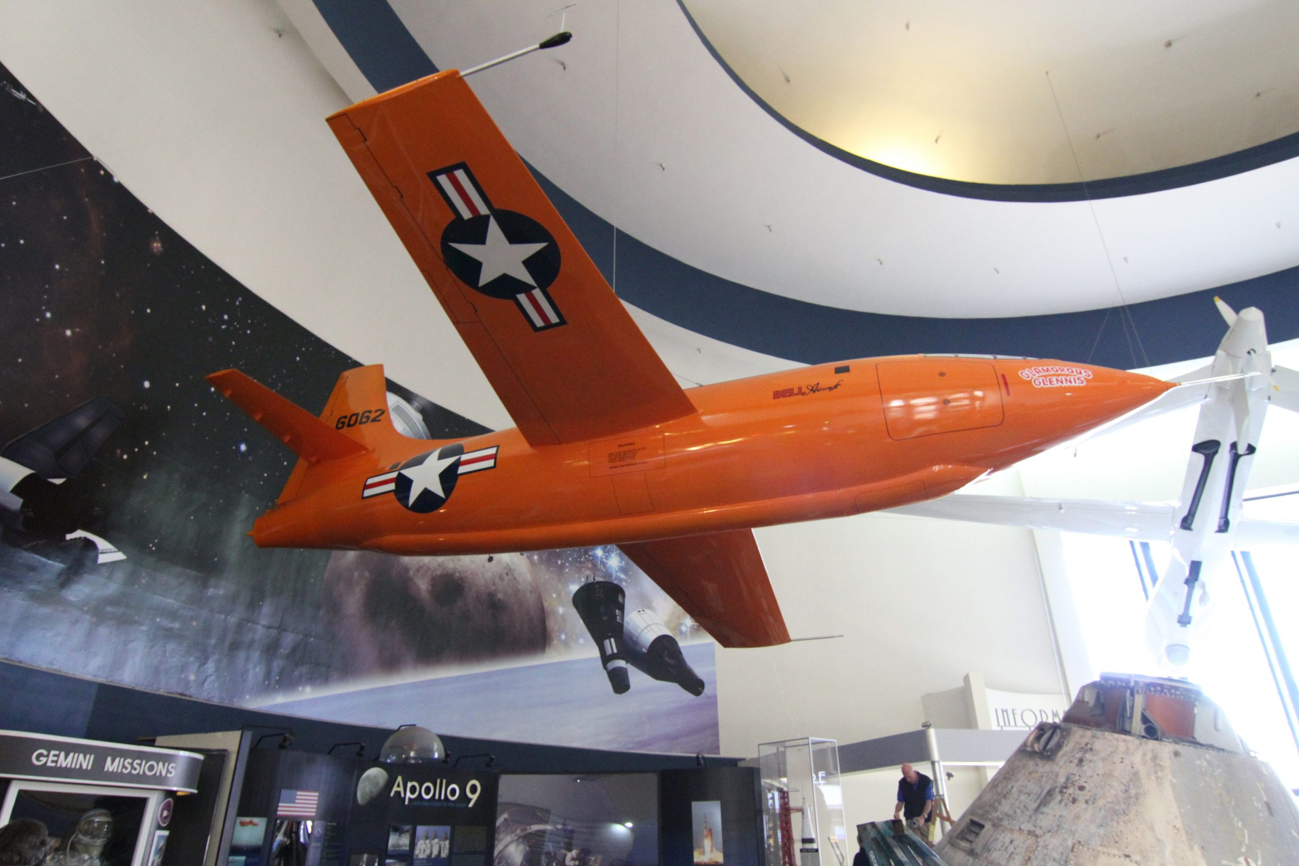 Bell-X1 at San Diego Air and Space Museum