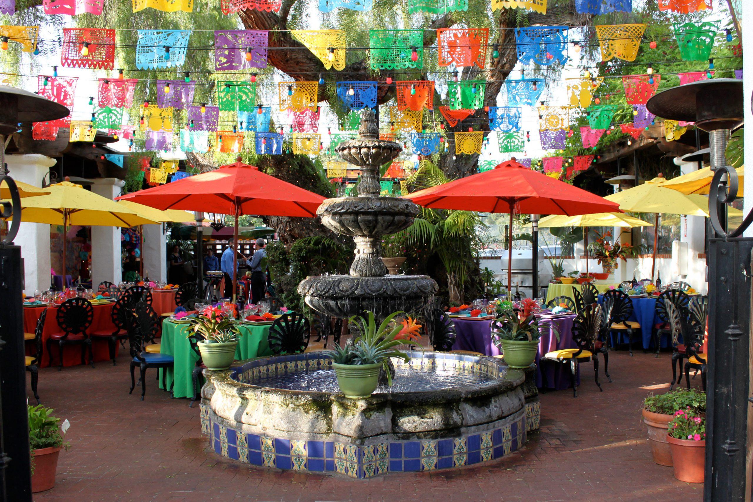 Casa Guadalajara patio