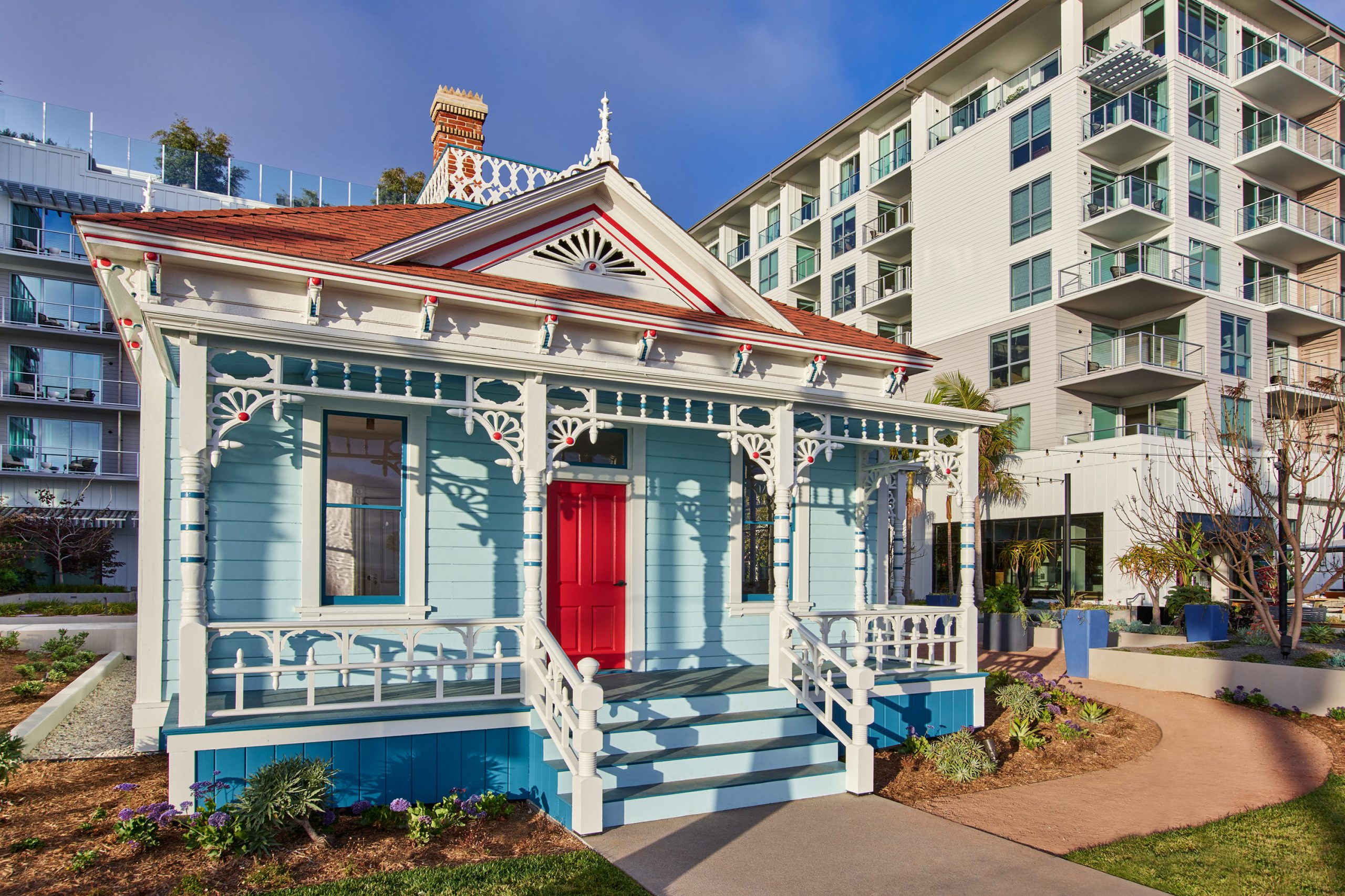 Top Gun House at Mission Pacific Hotel in Oceanside