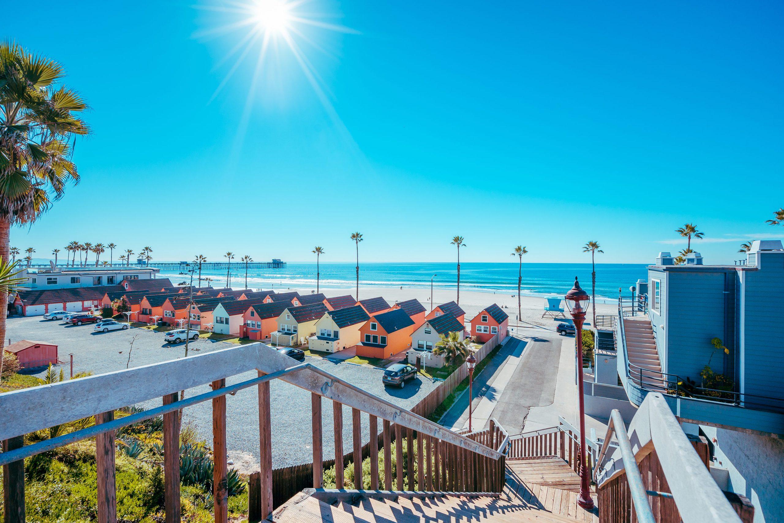 Ocean Beach Roberts Cottages