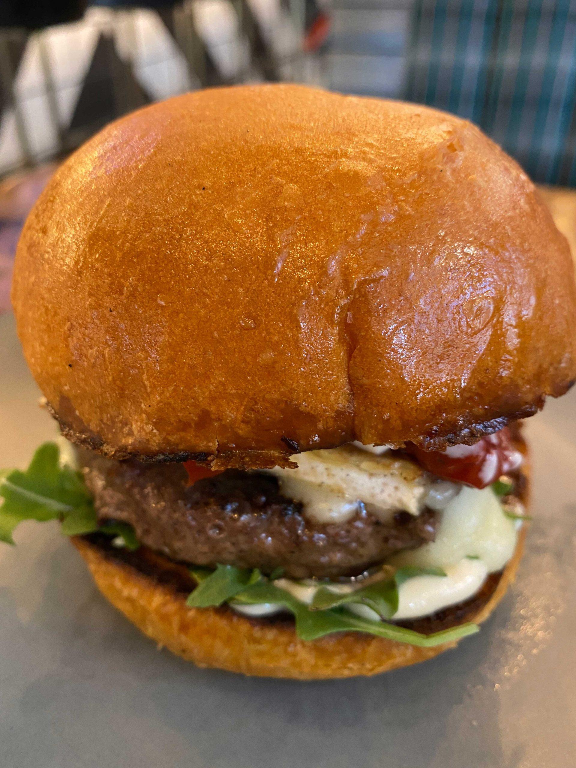Truffle Cheeseburger at Hand Cut Chophouse. Photo by Matthew Johnson, PHOENIX