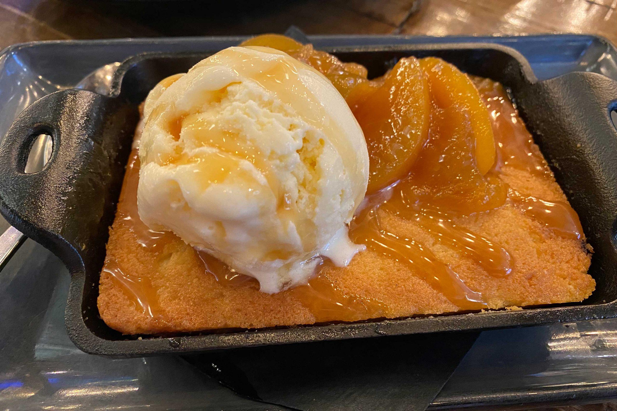 Butter Cake dessert