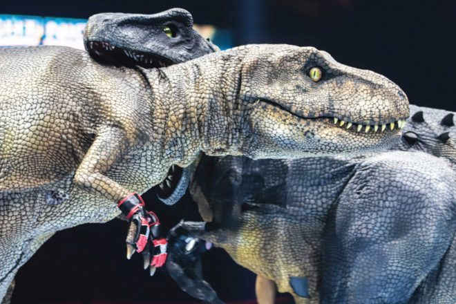 Win Tickets to Jurassic Fight Night at Gila River Arena