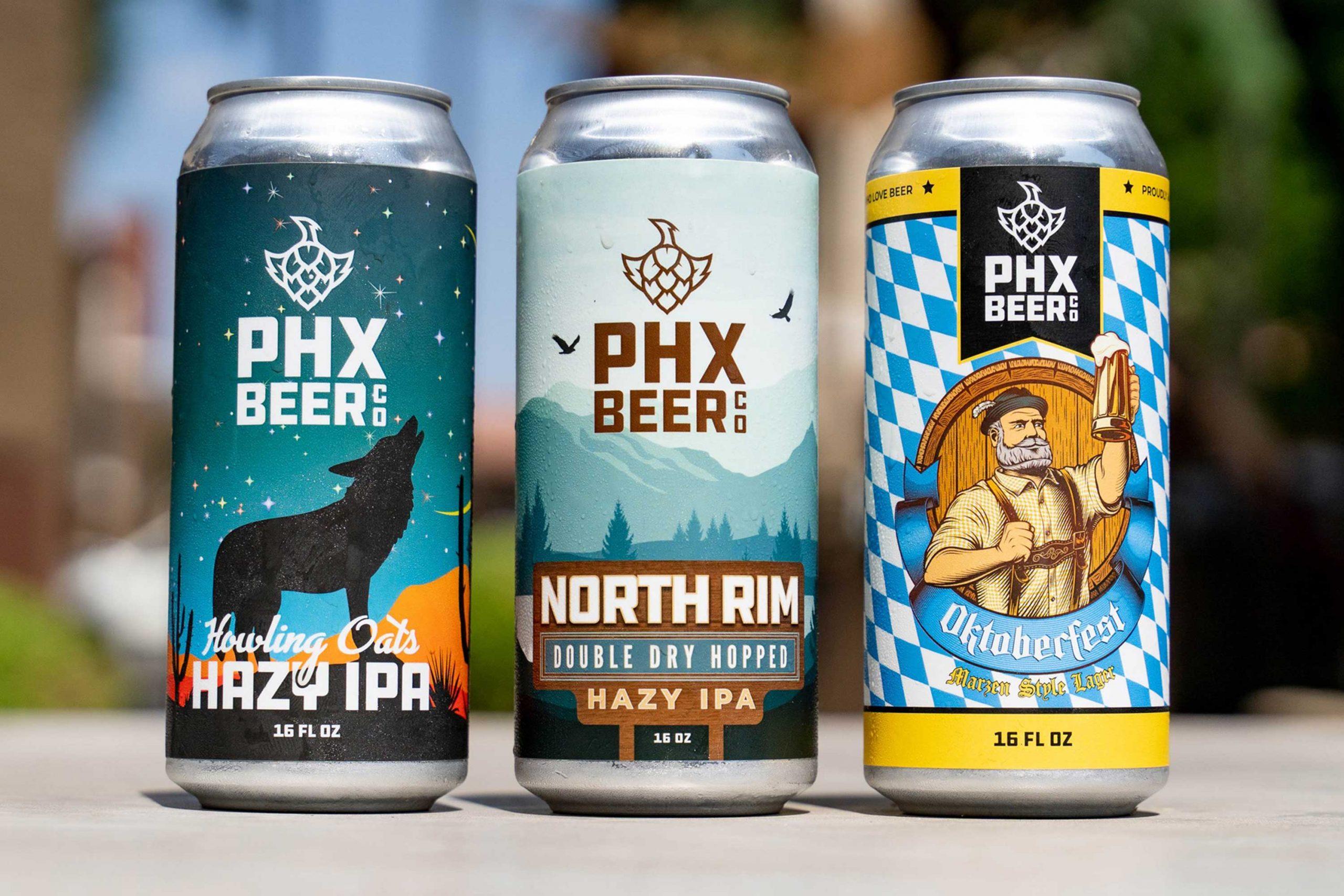 Photo courtesy PHX Beer Co.