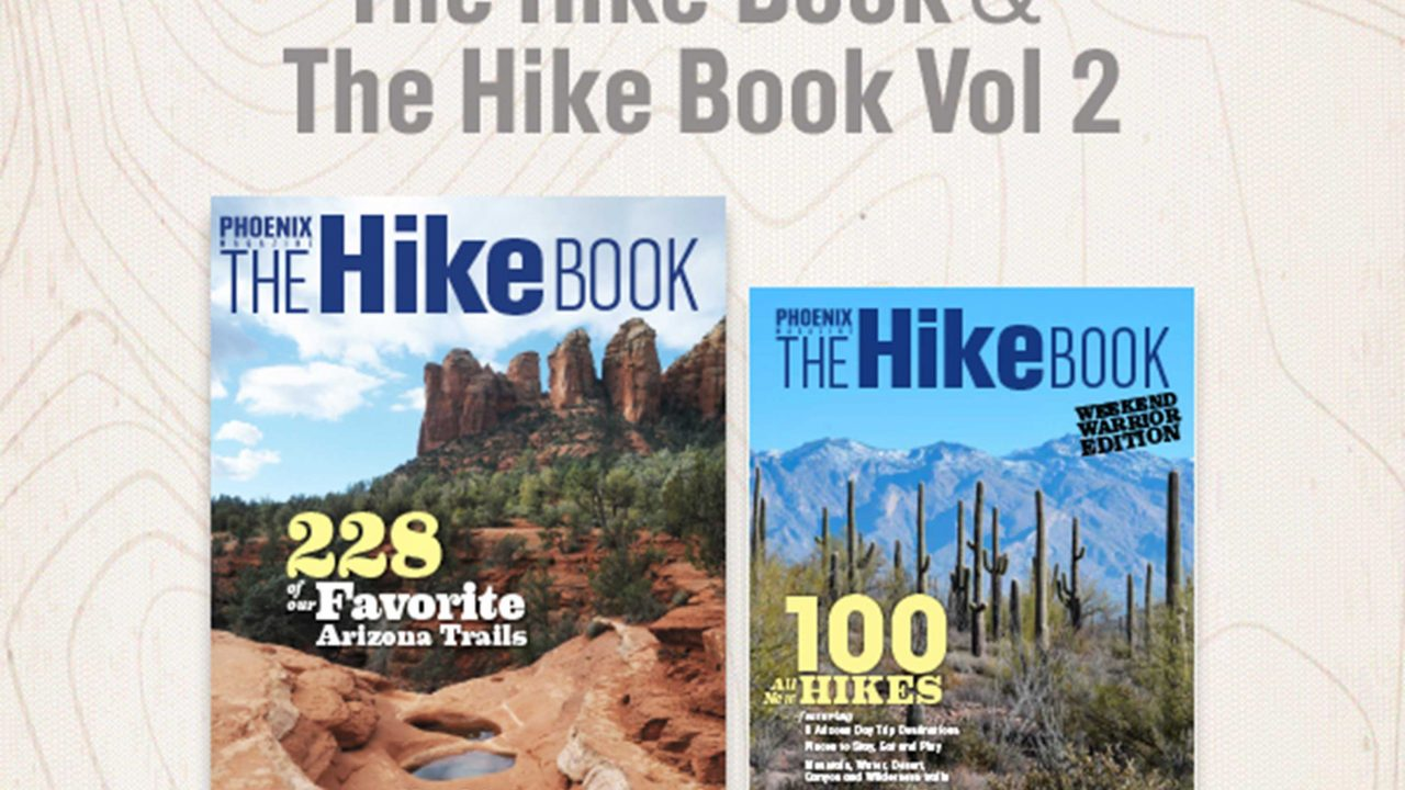 PHOENIX Magazine Publishes Hike Book Vol. 2 & 2022 Hiking Calendar