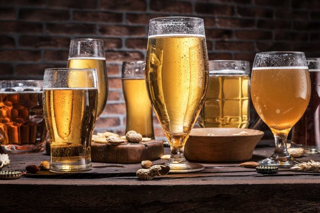 9 New Beers from Local Craft Breweries To Try this Weekend